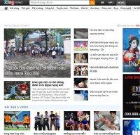 zing.vn screenshot