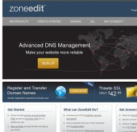 zoneedit.com screenshot