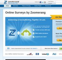 zoomerang.com screenshot