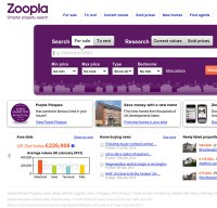 Zoopla co uk - Is Zoopla Down Right Now?