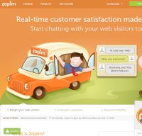 zopim.com screenshot
