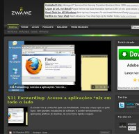 zwame.pt screenshot