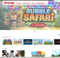 zynga.com screenshot